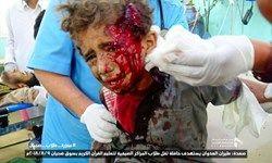 آمریکا و انگلیس مقصر فجایع یمن هستند