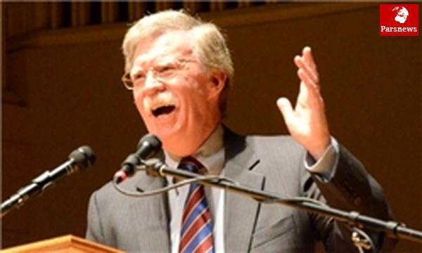 بولتون: اوباما اقدام نظامی علیه ایران راعجولانه میداند