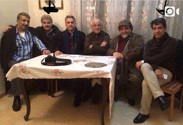 روایت غمناک یک عکس دورهمی با مجید اوجی