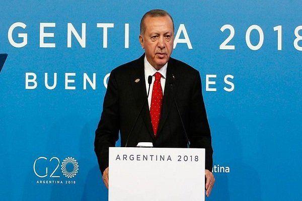 اردوغان: رنج مردم یمن باید هر چه زودتر پایان یابد