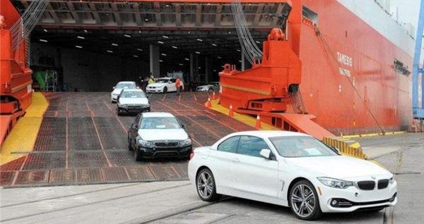 التهاب بازار خودروهای خارجی فروکش کرد