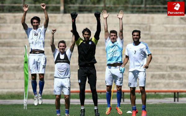 استقلالیها آماده اولین پیروزی فصل