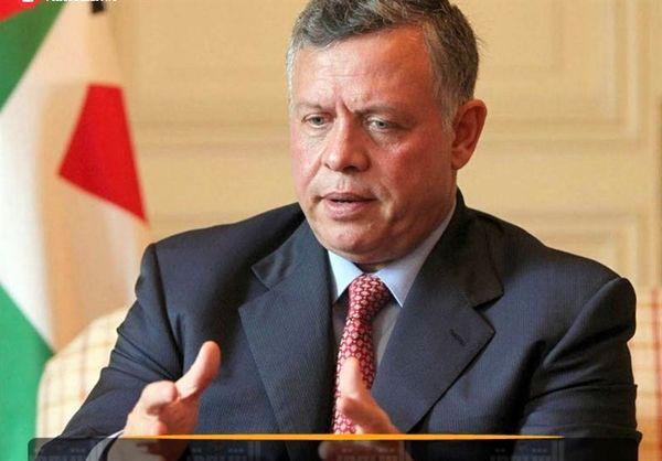 شاه اردن دو ضمیمه توافقنامه سازش با اسرائیل را لغو کرد