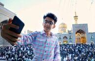 پسر خوش صدای عصر جدید مهمان امام رضا(ع)+عکس