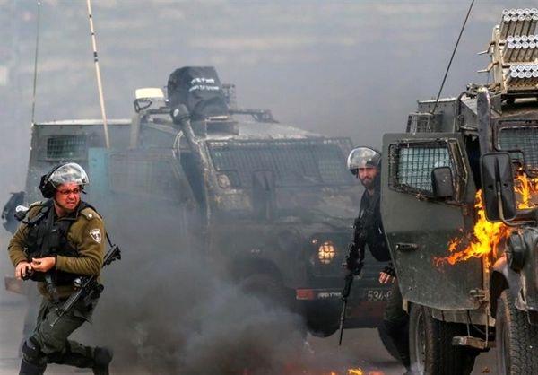 زخمی شدن دهها فلسطینی در جمعه خشم علیه معامله قرن