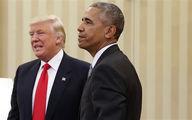 ترامپ: اوباما رئیس جمهور کاملا بیکفایتی بود