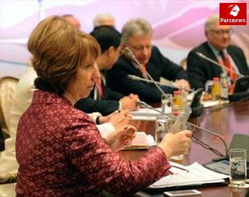 ۵+۱ معتقد است زمینه کافی برای ادامه مذاکره با ایران وجود دارد