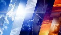 وضعیت آب و هوای ۱۵ اردیبهشت/ کاهش محسوس دما در استانهای ساحلی خزر