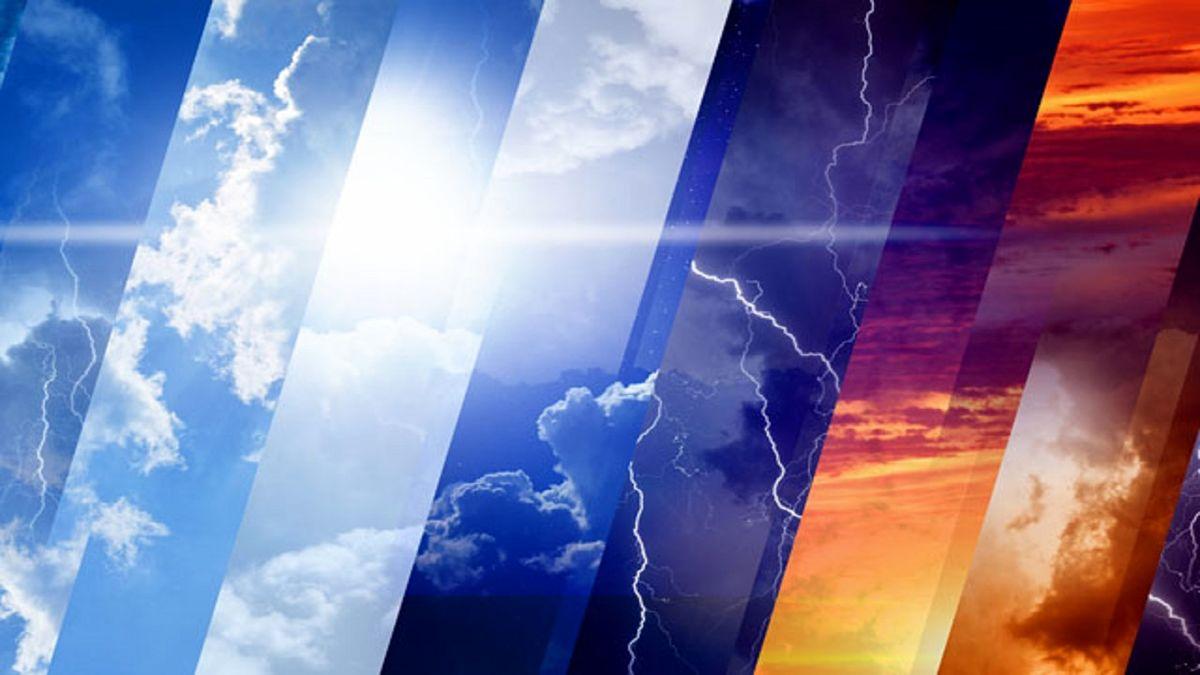 وضعیت آب و هوا در ۳۰ خرداد/ وزش باد و گرد و خاک در استانهای خوزستان، ایلام و اصفهان