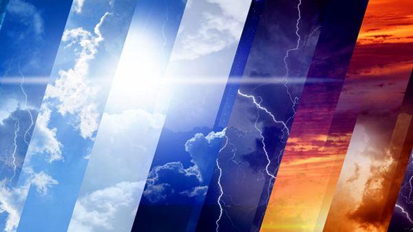 وضعیت آب و هوا در ۲۰ اسفند ماه/ بارش باران در دامنههای زاگرس مرکزی