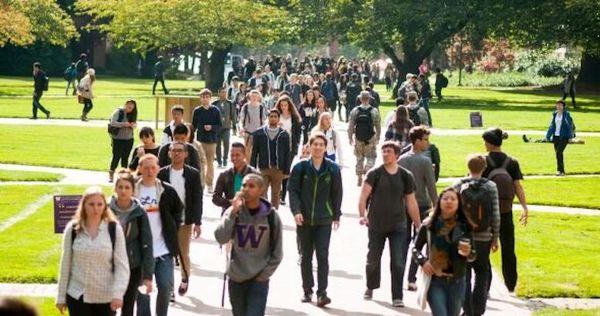 ۱۲۱ دانشجوی دانشگاه واشنگتن به کرونا مبتلا شدهاند