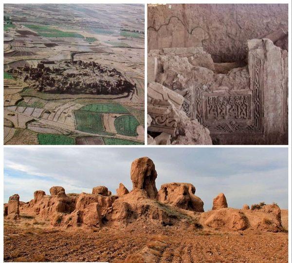 مکان تاریخی باارزشی که رها شده است