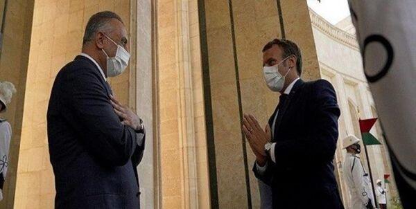 سفر رئیس جمهور فرانسه به بغداد و بیروت علیه جبهه مقاومت بود