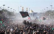 231 هزار زائر اربعین حسینی از مرزهای غربی کشور تردد میکنند