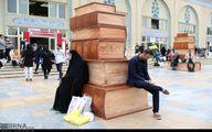 اختتامیه نمایشگاه سی و یکم کتاب تهران با حضور جهانگیری