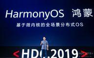 هوآوی سیستم عامل HarmonyOS را معرفی کرد
