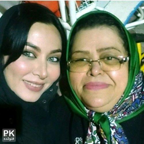 فقیه سلطانی و مادر جوانش+عکس
