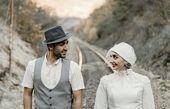 عکس عروسی پسر بازیگر معروف