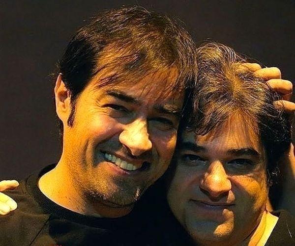 شباهت بانمک شهاب حسینی و برادرش+عکس
