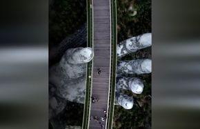 پلی عجیب به نام دستان خدا+فیلم