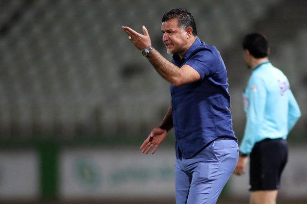 علی دایی تماس رئیس فدراسیون فوتبال را تکذیب کرد
