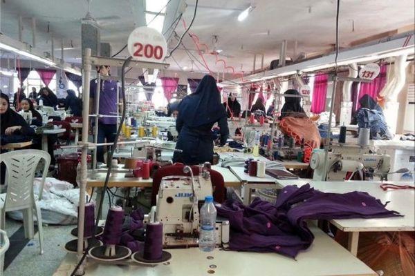سیل گرانی مواد اولیه صنعت پوشاک را با خود برد