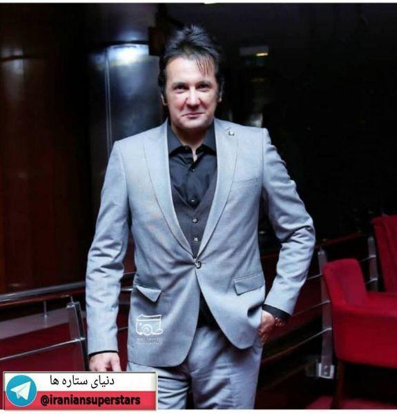 تیپ رسمی حسام نواب صفوی + عکس