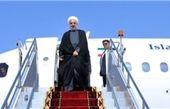 استقبال نخست وزیر قرقیزستان از روحانی+تصاویر
