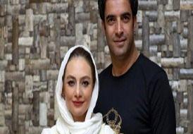 عکس جالب زوج مشهور سینمای ایران در پشت صحنه فیلم جدیدشان