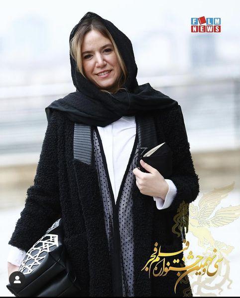 ستاره پسیانی در سی و نهمین جشنواره فیلم فجر + عکس