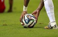 اتفاقی جالب در لیگ فوتبال الجزایر + عکس