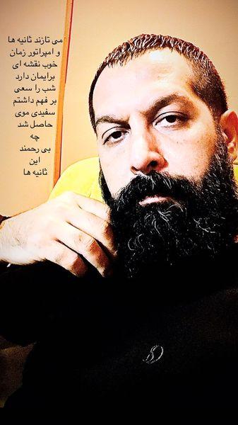 دلنوشته های کامران تفتی + عکس