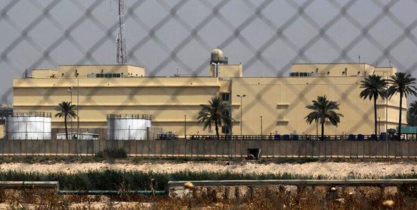 واکنش سفارت آمریکا به خروج برخی نیروهایش از عراق