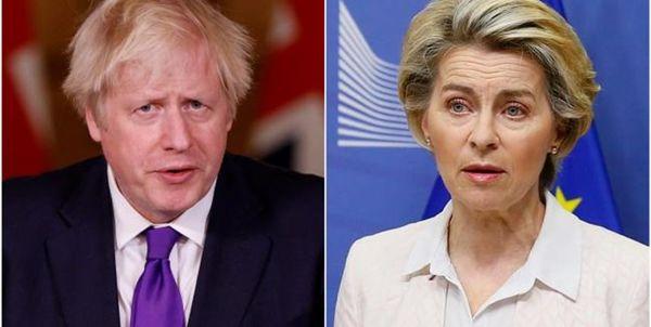 اختلافات برگزیتی لندن و بروکسل