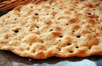 تولید نان سنگک در ایتالیا با نام جدید +عکس