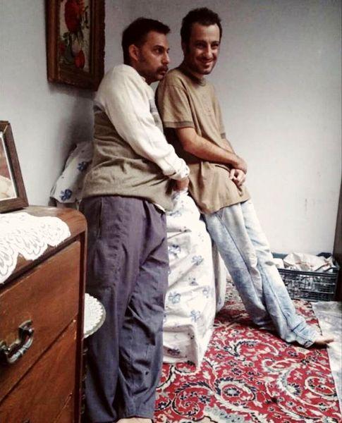 کاهشوزن شدید نوید محمدزاده + عکس
