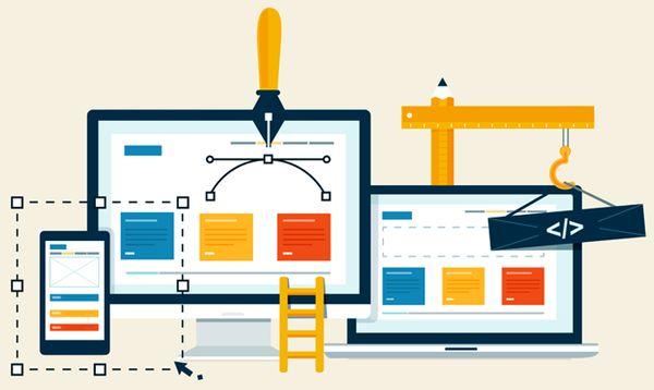 سایت ساز چه مزایایی نسبت به طراحی وب سایت دارد