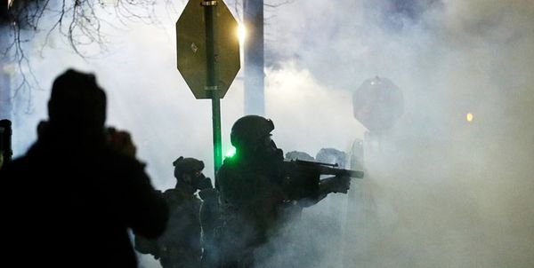 خشونت در چند شهر آمریکا پس از تحلیف بایدن