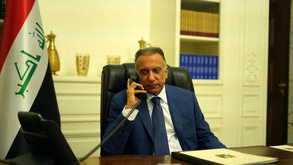 گفتوگوی تلفنی وزیر خارجه انگلیس با الکاظمی
