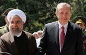 استقبال رسمی رئیس جمهور ترکیه از روحانی