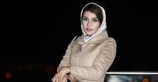 تیپ نامتعارف دختر «سعید سهیلی» در اکران فیلم پدرش
