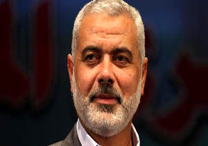 اسماعیل هنیه: قدردان جمهوری اسلامی ایران هستیم که از هیچ کمکی دریغ نکرد