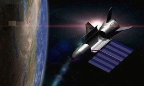 فضاپیمای مرموز آمریکایی رکورد زد