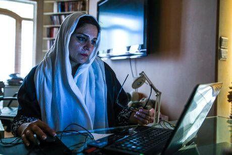 دلیل کارگردان مشهور برای ماندن در ایران چیست + عکس