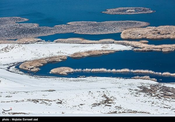 جان دوباره دریاچه ارومیه