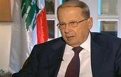 ترامپ با رئیس جمهور لبنان گفتوگو کرد