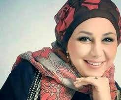 بهنوش بختیاری و چادر نماز شب عید+عکس