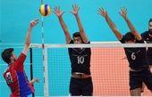 همگروهی والیبال ایران با روسیه در انتخابی المپیک ۲۰۲۰