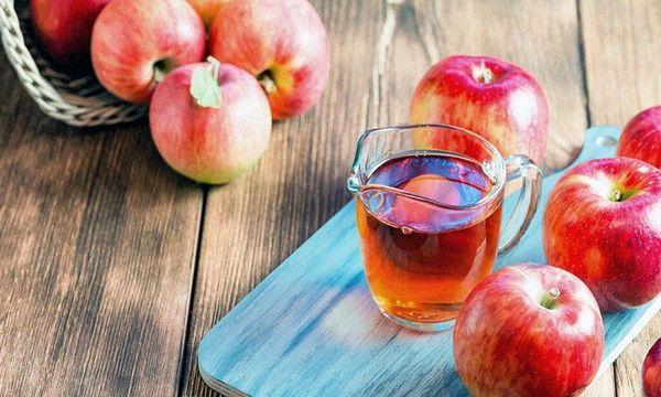 نوشیدن صبحگاهی سرکه سیب و کاهش وزن