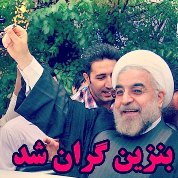 پست تند محسن تنابنده در اعتراض به رئیس جمهور